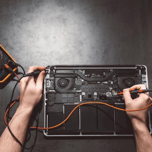 laptop alaplap javítás